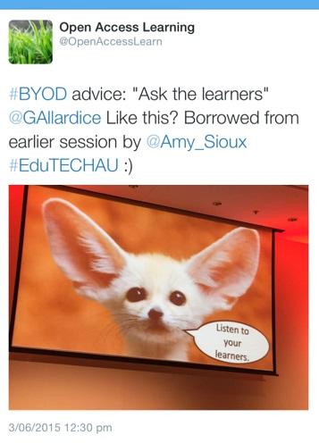 BYOD Advice
