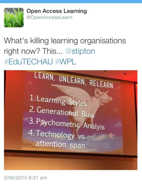 Killing Learning Organisations