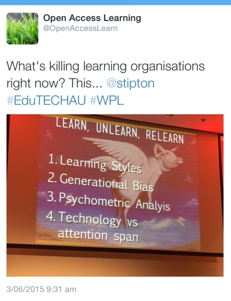 Killing Learning Organisations